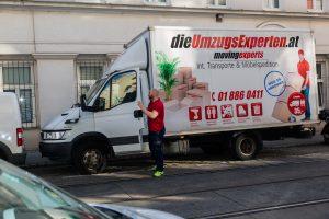 Möbeltransport Wien