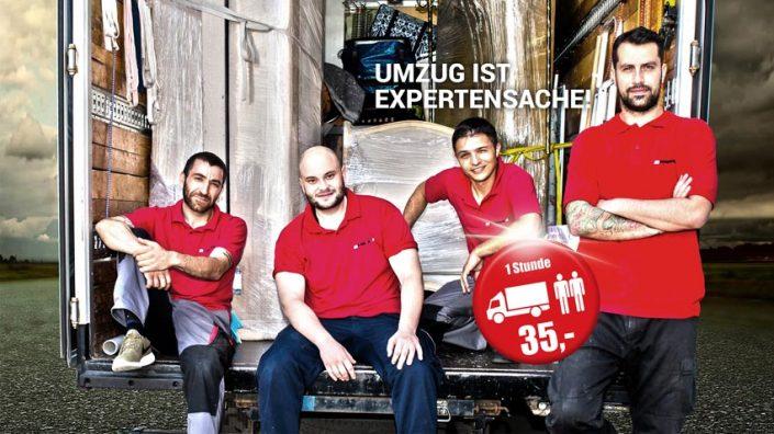 Die Umzugsexperten in Wien